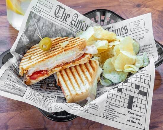 Sundried Tomato and Turkey sandwich