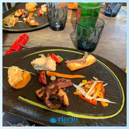 Riccio restaurant