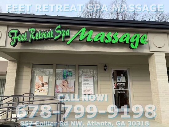 Feet Retreat Spa Massage is an Asian massage spa designed to help you reduce stress, relieve build up chronic pain, and increase the overall quality of your life! We specialize in multiple affordable, customized treatments to meet the needs of a wide variety of clients in a peaceful setting! We are proud to be providing Authentic Asian Massage therapy services in our beloved community of Atlanta, GA!