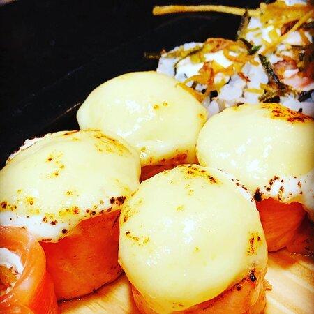 O melhor da Culinária Japonesa é Aqui