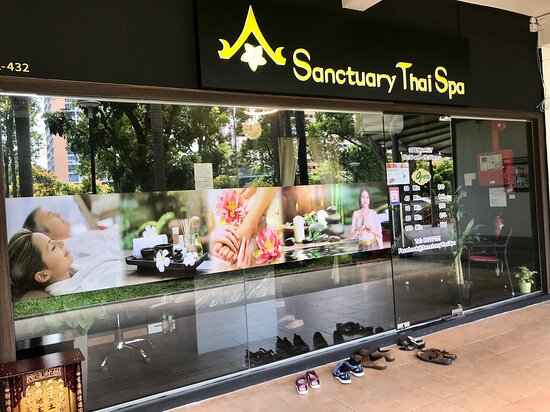 Sanctuary Thai Spa
