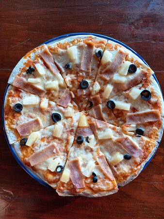 Hawain pizza
