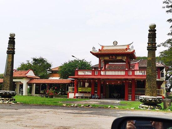 Johor Bahru, Malaysia:  Nam Thien Temple