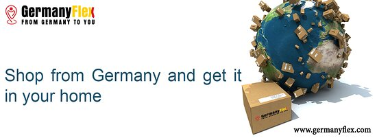 Our service makes it possible to receive German products from all German online shops and deliver it directly to YOU in the foreign country