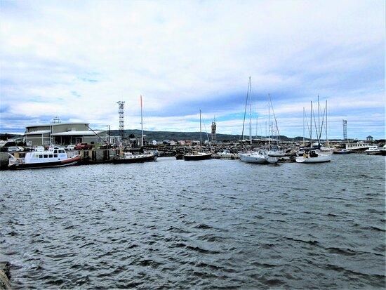 Havre Polyvalent, Sainte-anne-des-monts