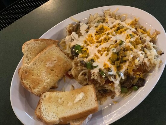 Loaded Hashbrowns