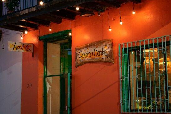 Cocina Caribe