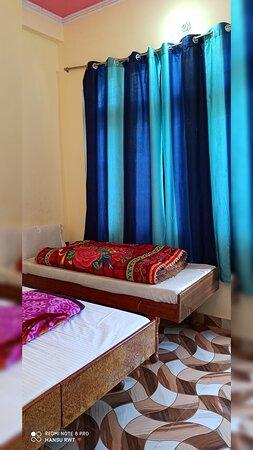 Barkot, India: Rooms