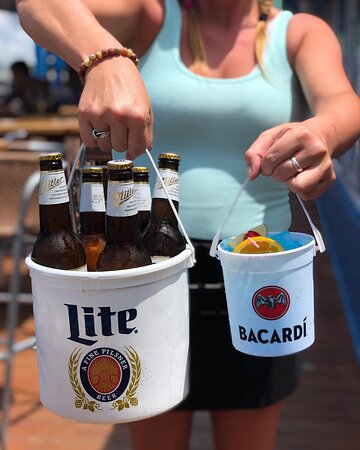 Grab a Bucket On The Waterfront!