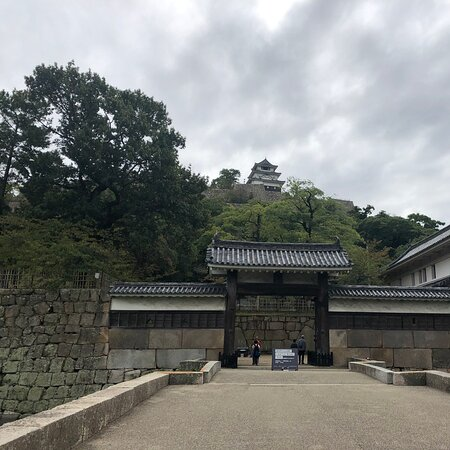 Marugame Castle - Ote Ni No Mon
