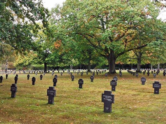 Sandweiler German Military Cemetery