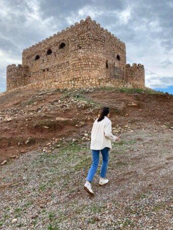 16th Century Castle outside Erbil