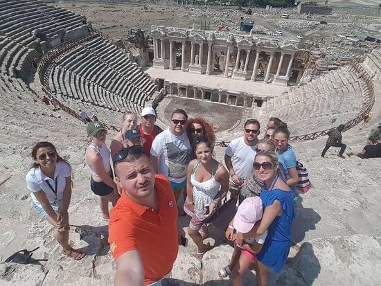 Pamukkale Tours, Tour Altinkum Travel