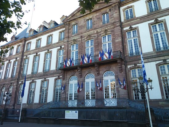 Hôtel De Ville - Rathaus