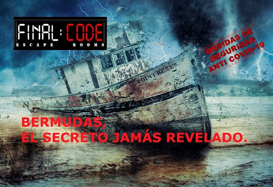 Final Code Escape Rooms