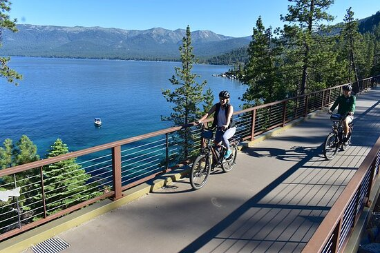 Half-Day Self-Guided Electric Bike Tour | Lake Tahoe's Iconic East...