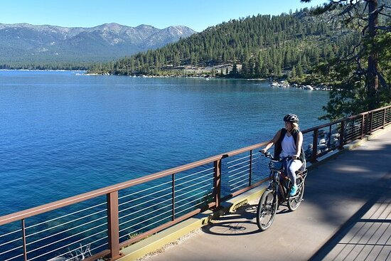 Full-Day Self-Guided Electric Bike Ride in Lake Tahoe
