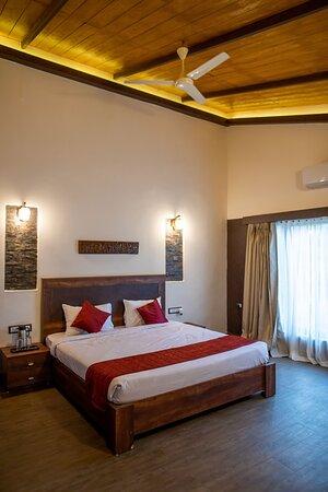 lounge - Picture of Bandhav Kothi, Umaria - Tripadvisor