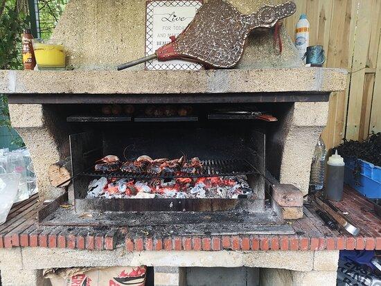 Cormeilles-en-Parisis, Γαλλία: Et au BBQ... Ce n'est pas mal non plus