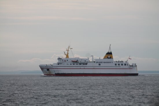 The Grand Manan Ferry