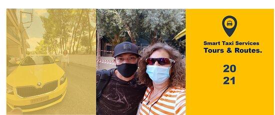 Athens, Hy Lạp: Το τέλος του μήνα της νέας χρονιάς, μας βρίσκει πάντα με μάσκα και με επιτρεπόμενο όριο επιβαινόντων, τους 2 επιβάτες. Συνεχίζουμε τις μικρές και μεγάλες μας διαδρομές, τηρώντας αυστηρά, τα μέτρα προστασίας. Με προορισμό τη κανονική μας ζωή!