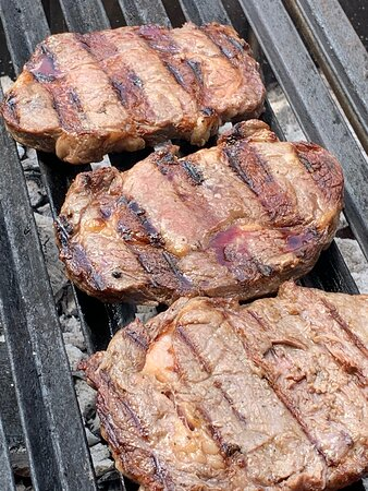 Steak perfeito