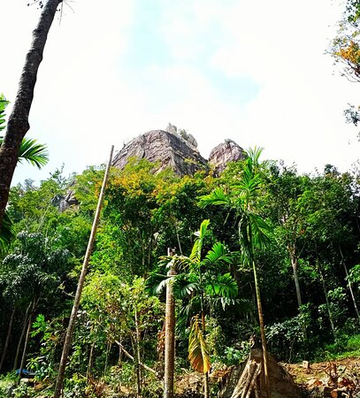 Uthuwankanda Mountain