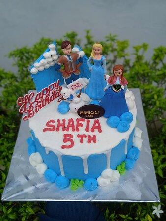 Kue Ulang Tahun Tajurhalangl Bogor