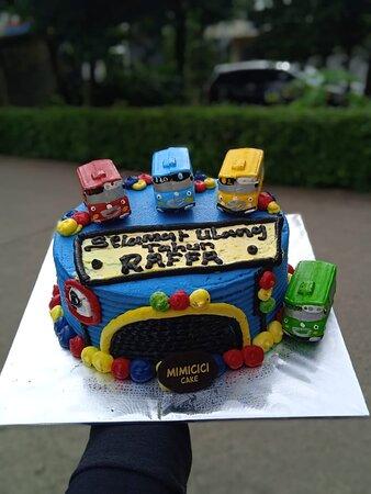 Kue ulang tahun tajur halang bogor