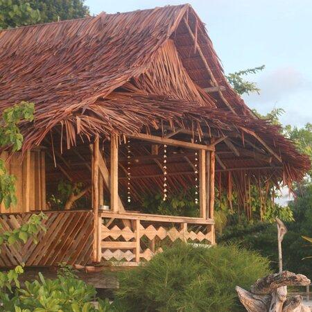 Kavieng, Papua New Guinea: Wesan Cottage Tsoi Island New Ireland Province Papua New Guinea.  My piece of paradise.