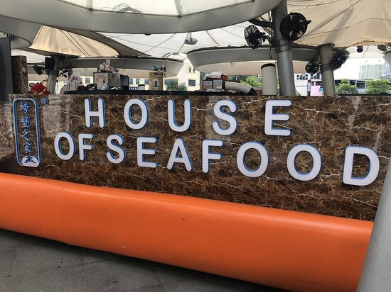 House of Seafood Clarke Quay