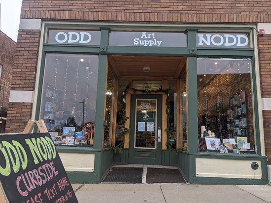 Odd Nodd Art Supply