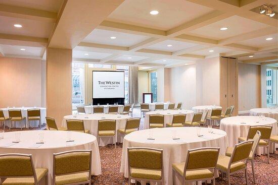 Pennsylvania Ballroom - Banquet Setup