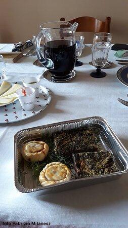 Panadine e frittatine di verdure