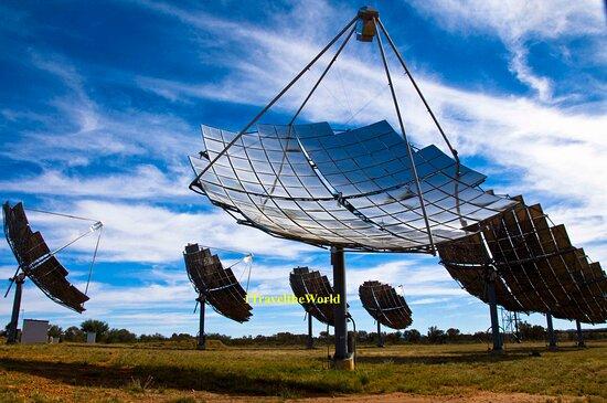 Solar Panels Hermannsburg