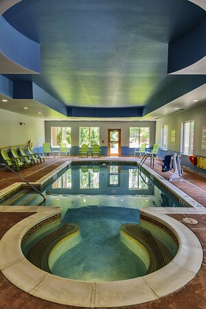 ENJOY A SWIM IN THE POOL OR RELAX IN THE WADING AREA