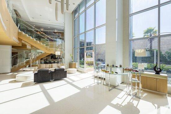 Lower Lobby Level Lounge