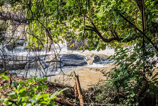 Muranga, Kenya: River Mathioya
