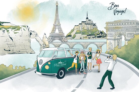 Paris-Tourist Экскурсии по Парижу и Франции