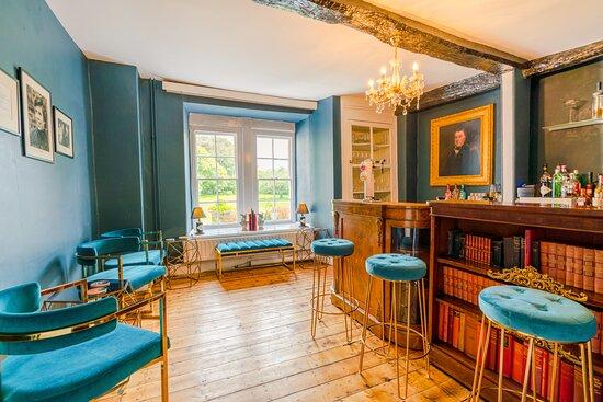 Lady Buckley Room at Plas Dinas Country House - Изображение Плас Динас Кантри Хаус, Bontnewydd - Tripadvisor