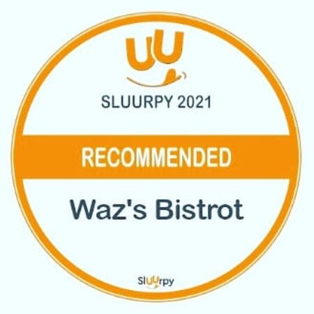 SLUUPY 2021 RECOMMENDED