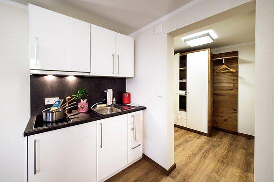 Kitchenette @ PREMIUM Apartment