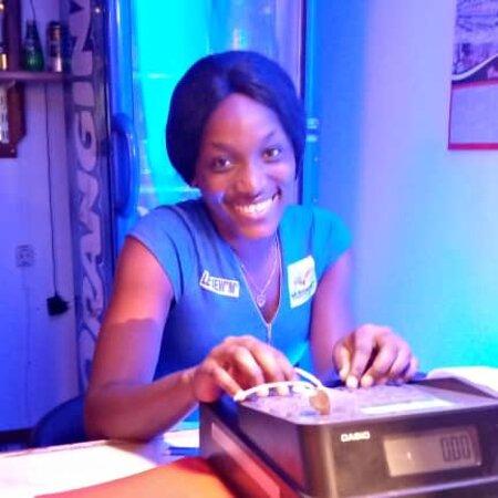 Owendo, Gabon: Le smile