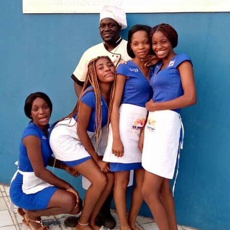 Owendo, Gabon: OmG!