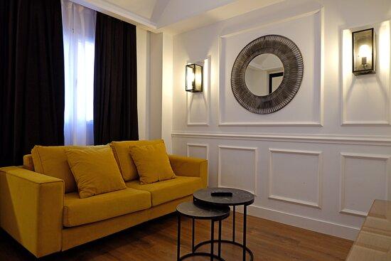Salon Suite Hotel Colón Plaza Valladolid