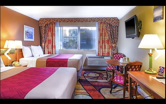 Bãi biển Long, CA: Two Bed room