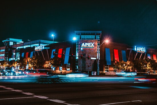 Apex Entertainment Virginia Beach