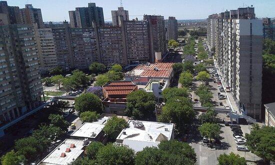 Buenos Aires, Argentina: El complejo habitacional mas grande de Argentina...The largest housing complex in Argentina...#LUGANOCITYTOUR