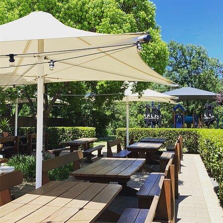 Kootingal, Australie : Beer Garden
