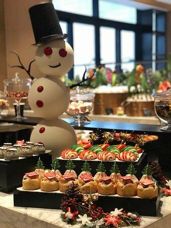 2019 Christmas buffet
